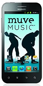 Huawei Mercury Prepaid Android Phone (Cricket)