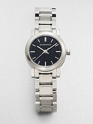 Burberry Bu9201 Women's Stainless Steel Bracelet Watch