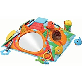 Infantino Tummy Time Activity Center