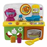 Chicco Talking Kitchen Sound Toy (Assorted Colours)