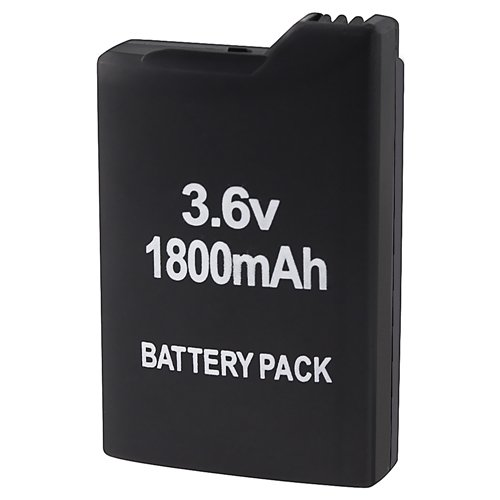 Pour Sony PSP 1000 Series Rechargeable Batterie 3.6V 1800mAH