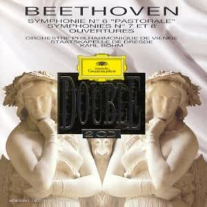 Beethoven : Symphonies Nos. 6, 7, 8 - Ouvertures