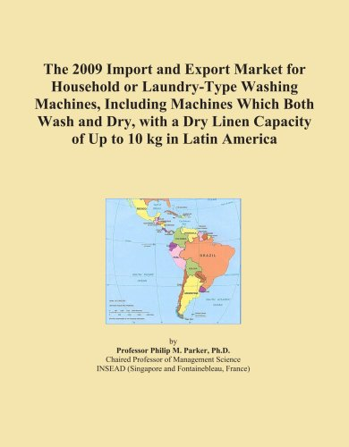 The 2009 Import And Export Market For Household Or Laundry-Type Washing Machines, Including Machines Which Both Wash And Dry, With A Dry Linen Capacity Of Up To 10 Kg In Latin America front-562743