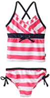 Nautica Baby-Girls Infant Stripe Tankini