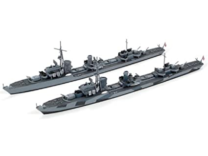 Tamiya - 31908 - Maquette - Bateau - Destroyer Z Barbara