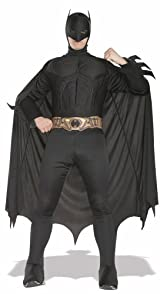 Batman Begins Deluxe Costume