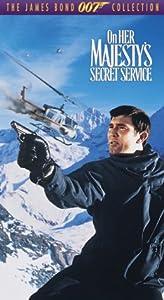 On Her Majesty's Secret Service [VHS]