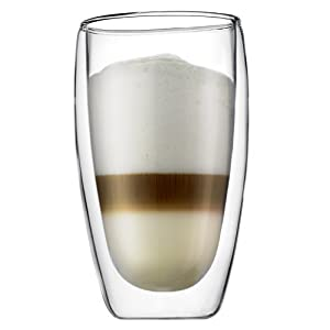 Bodum Pavina 15oz glass