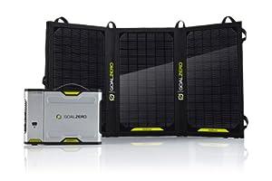 Goal Zero 42011 Sherpa 100 Solar Recharging Kit