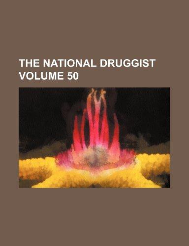 The National druggist Volume 50