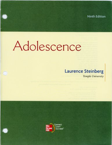 Looseleaf for Adolescence