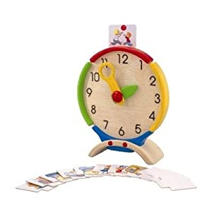 Plan Toy Activity Clock