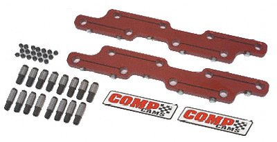 Competition Cams 4021 Red Aluminum Rocker Arm Stud Girdle