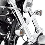 Front Directional Relocation Kit, Gloss Black