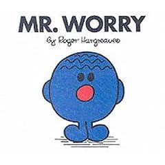 Mr. Worry (Mr. Men Library)