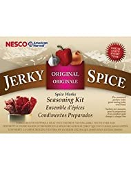 Nesco BJ-18 Jerky Spice Works, Original Flavor, 18-Pack by Nesco