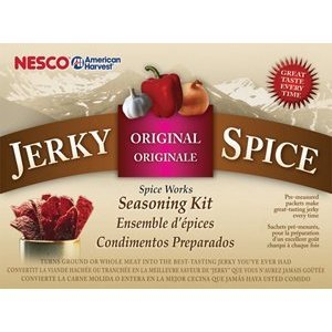 Nesco BJ-18 18-Pack Jerky Spice Works, Original Flavor