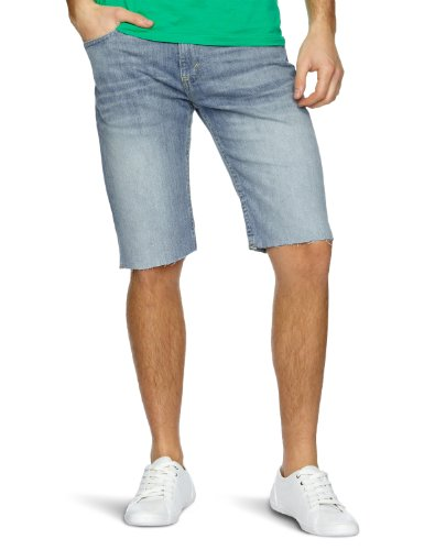 Levi's 511 Cut Off Men's Shorts Glass House W36 IN
