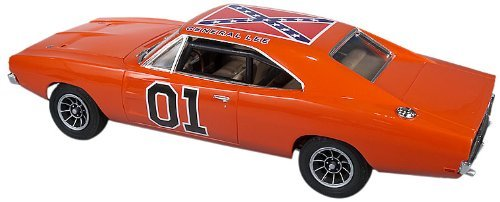 1:25 Scale - MPC 1969 General Lee Dodge Charger Model Kit