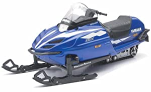 New Ray Toys 1:12 Scale Yamaha Phazer Snowmobile - Remote Controlled 88003B