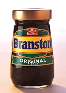 Branston Pickle 310g Case Of 12 by Spicy World