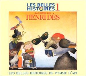Henri Dès - Les belles histoires de Pomme d