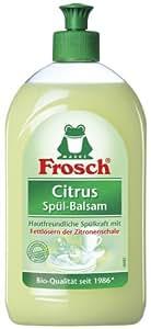 Frosch Citro-Spülbalsam, 500 ml