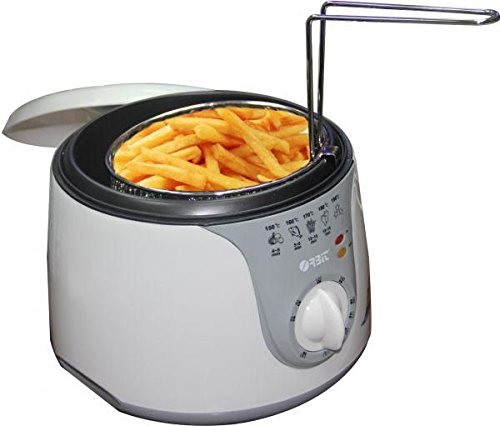 Oobit DF-2000 Electric Deep Fryer, 2 Litre, White at Rs.2000 – Amazon
