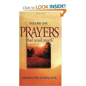 Prayers That Avail Much, Vol. 1 Germaine Copeland