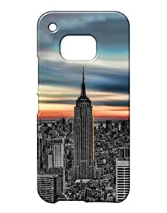 Pickpattern Back Cover for HTC One M/9