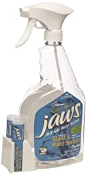 SKILCRAFT 7930-01-600-5747 Jaws Just Add Water System Glass and Hard Surface Cleaner Cleaning Kit (Pack of 6)