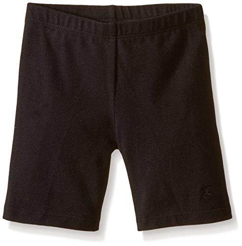 buy Danskin Little Girls' Bike Short, Black, Intermediate  (6x-7) for sale