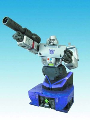 Transformers: Megatron Bust