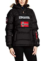Geographical Norway Abrigo Bolide (Negro)