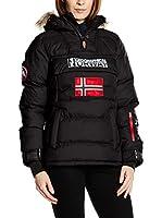 Geographical Norway Abrigo Bolide (Negro)