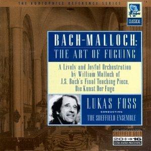 Bach-Malloch: The Art of Fuguing