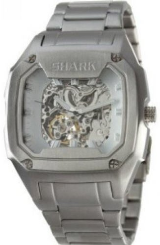 Freestyle Men's 101827 Killer Shark Automatic Silver Bracelet Analog Watch