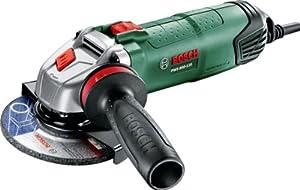 Bosch PWS 850125 HomeSeries Winkelschleifer + Koffer (850 W, AntiVibrationshandgriff, 125 mm SchleifscheibenØ)  BaumarktÜberprüfung und Beschreibung