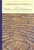 Walden and Civil Disobedience Publisher: Barnes & Noble Classics; Collectors Edition edition