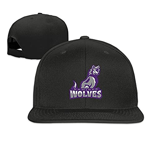 BUUMY Wolves Ramierez Youth's Casual Cap
