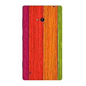 Skin4gadgets WOODEN PATTERN 5 Phone Skin for LUMIA 720