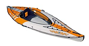 BIC Yakkair-1 Hp Inflatable Kayak by BIC Sport