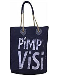 Leacan Bags Tote Bag (Blue) - B01B7QSUZW