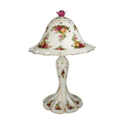 Amazon.com: Royal Albert Old Country Roses 16-inch Lamp