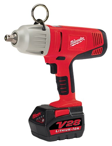 Milwaukee 077922 V28 28Volt Lithium Ion  1/2Inch Cordless Impact Wrench