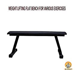 GB Flat Bench For Multiple Exercises