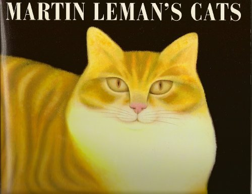 cats-12-ready-to-frame-prints-by-martin-leman-1989-09-28
