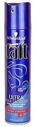 Schwarzkopf Supersoft ultra Hair spray Ultra Strong Hold 4-250ml