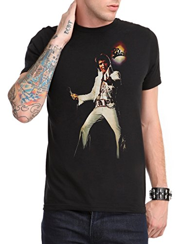 Elvis Presley White Jumpsuit T-Shirt