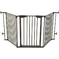 Dreambaby L2068BB Newport Adapta Gate (Brown)